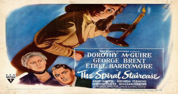 spiral+staircase 1944